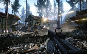 Warface - Screenshot: Balkan Setting