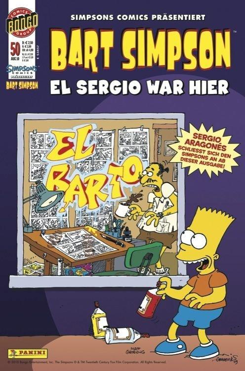 Bart Simpson #50