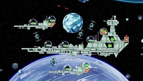 Angry Birds Star Wars Screenshot 2