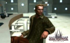 Battlestar Galactica Online - Leoben