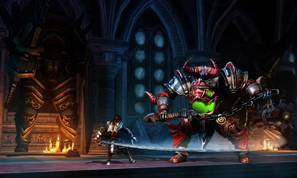 Castlevania Lords of Shadow - Mirror of Fate HD Screenshot 1