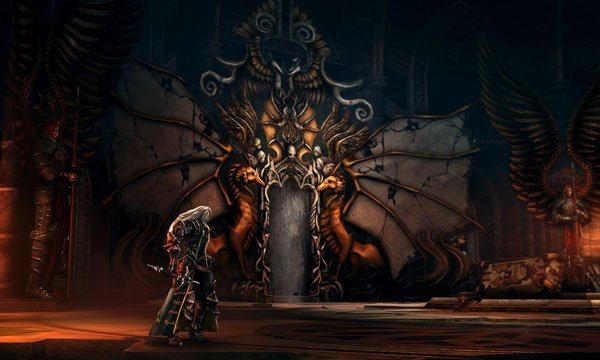 Castlevania Lords of Shadow - Mirror of Fate HD Screenshot 2