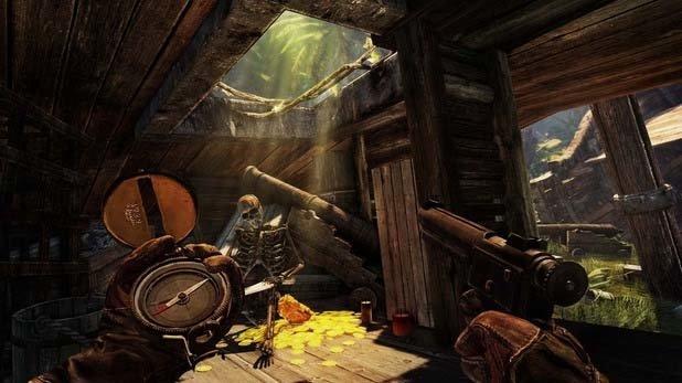 Deadfall Adventures Screenshot1