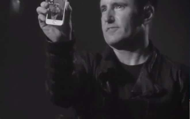 Nine-Inch-Nails-Frontmann teilt Stimmung auf Konzert über FaceTime auf iPhone 5s mit sterbendem Freund
