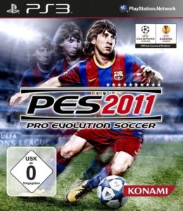 PES 2011 - Cover PS3