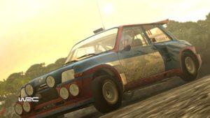 WRC: Fia World Rally Championship - Renault R5 Maxi Turbo