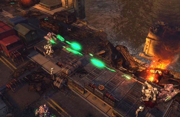 XCOM Enemy Within Screenshot 2