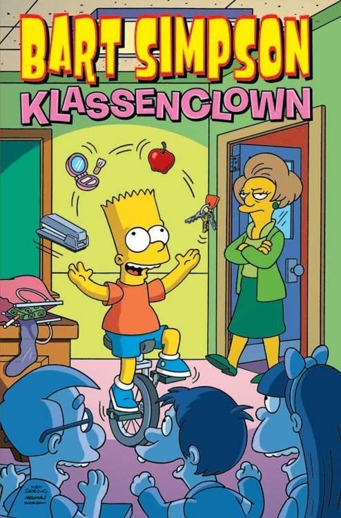 Bart Simpson: Klassenclown