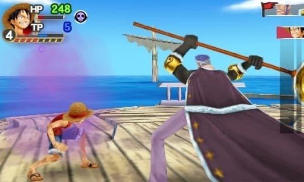 One Piece Romance Dawn Screenshot 2