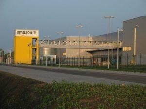 Amazon Versandzentrum Leipzig