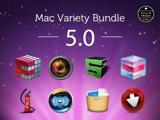 Mac Variety Bundle 5: 8 Apps zusammen mit 90% Rabatt