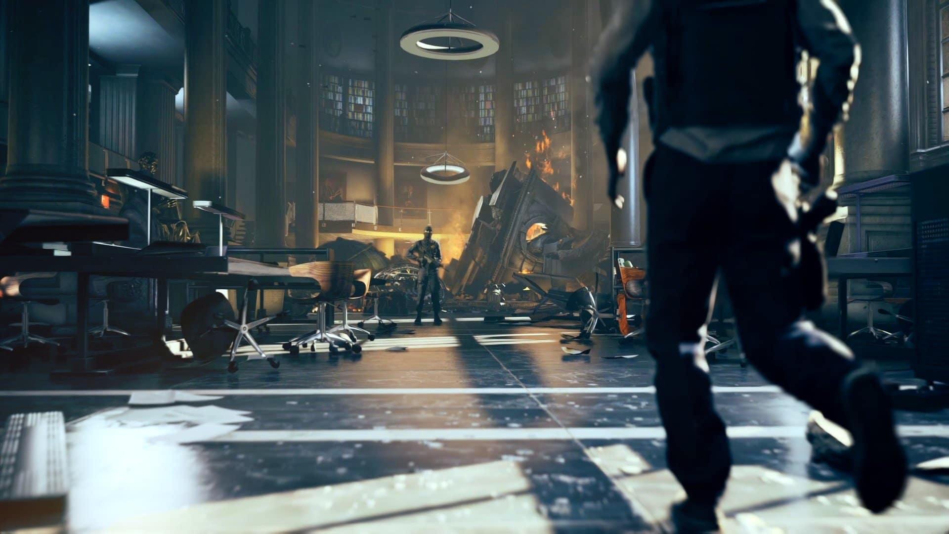 VGX: Gameplay-Trailer zu Quantum Break für Xbox One präsentiert