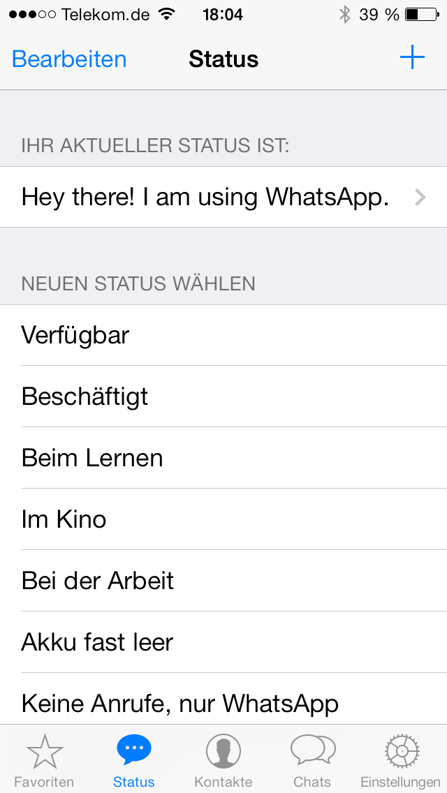 WhatsApp bereitet Businessversion vor