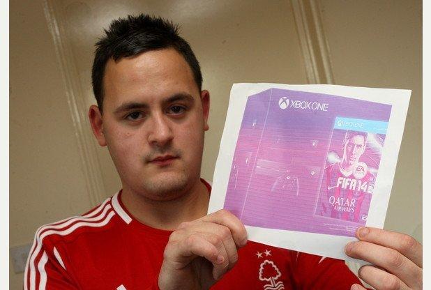 Xbox One: Britischer Teenager zahlt 540 Euro für schlechtes Foto (Bild: Matthew Page)