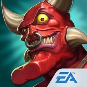 Dungeon Keeper - iOS