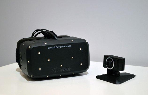 Oculus Rift: Crystal Cove