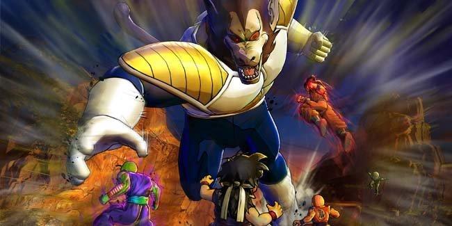 DBZ Battle of Z Screenshot 1