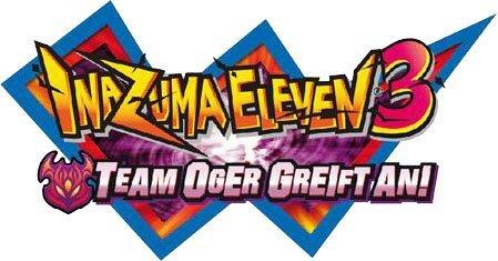 Inazuma Eleven 3 Team Oger greift an! Logo