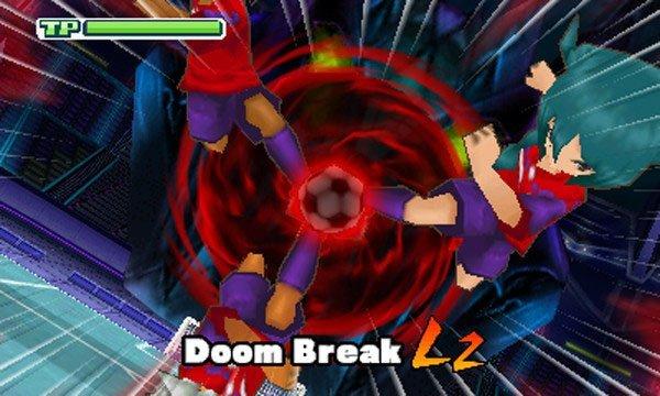 Inazuma Eleven 3 Team Oger greift an! Screenshot 2