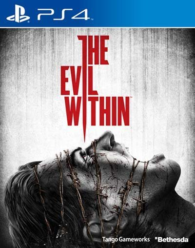 The Evil Within Coverart
