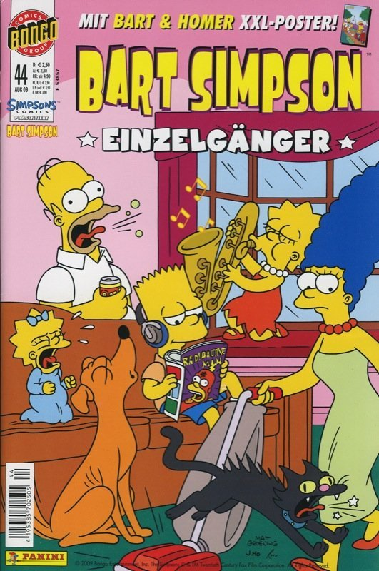 Test: Bart Simpson #44