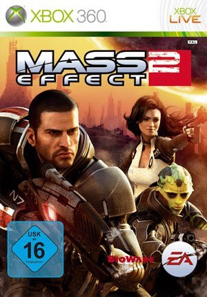 Mass Effect 2 - Cover Xbox 360