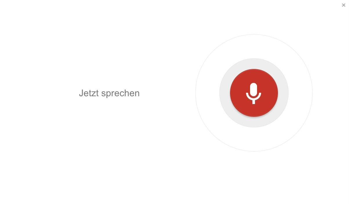 Konami Code schaltet Cheat in Googles Voice Search ein
