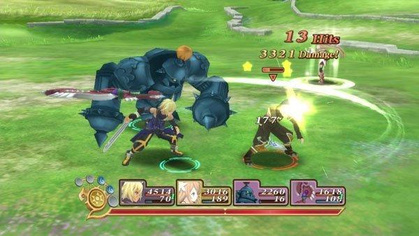 Tales of Symphonia Chronicles Screenshot 2