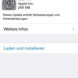 iOS 7.1 mit CarPlay-Support veröffentlicht