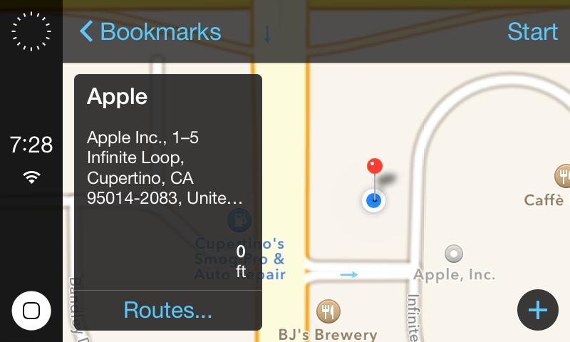 iOS in the Car schon nächste Woche auf Auto-Salon in Genf?