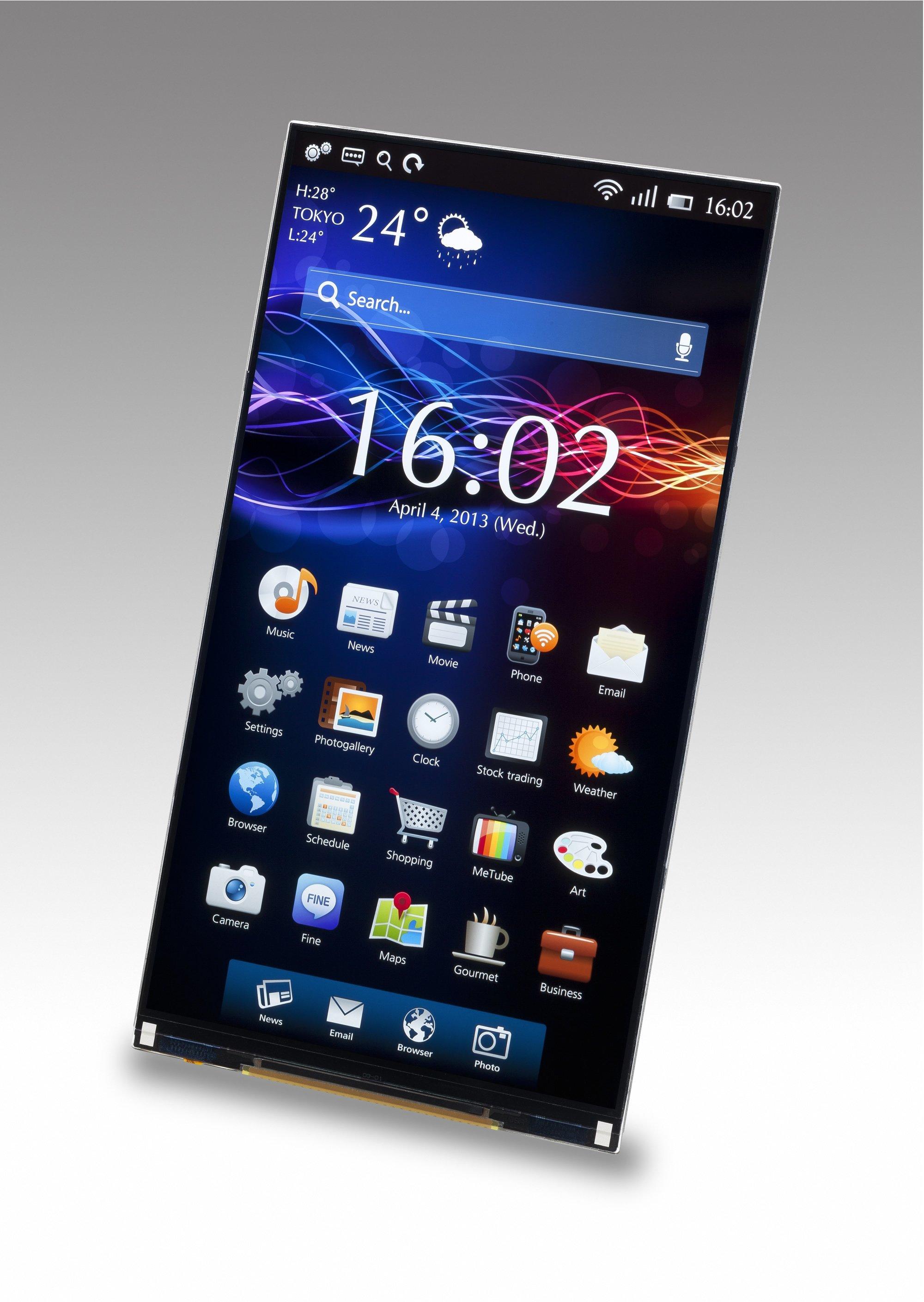 Neues 5,5-Zoll-Display für iPhone 6 vorgestellt?