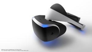 PlayStation VR-Headset