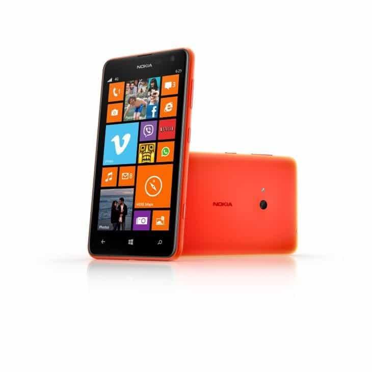 Nokia Lumia 625 für 179 Euro bei Cyberport