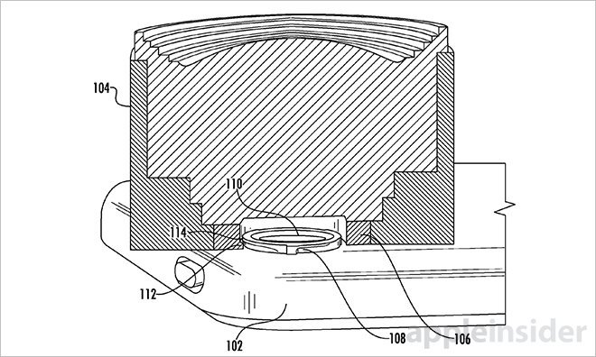 Patent: iPhones bald mit wechselbaren Objektiven?