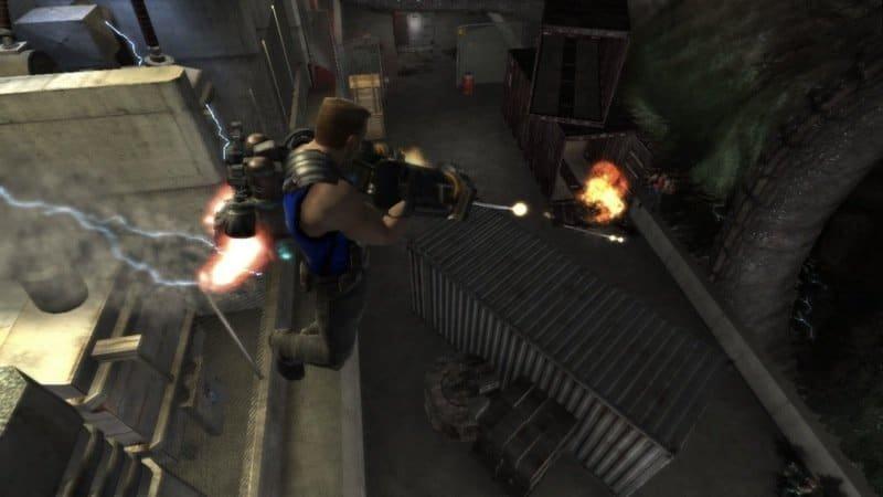 Duke Nukem Forever - Jetpack