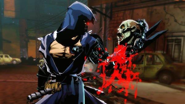 Yaiba Ninja Gaiden Z Screenshot 0