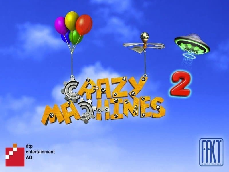 Crazy Machines 2 HD