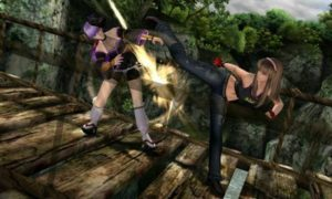 Dead or Alive: Dimensions - Screenshot
