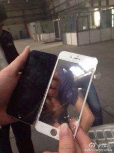iPhone 6 Frontpanel
