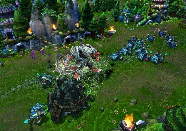 Neues Tutorial in League of Legends als Kampftraining