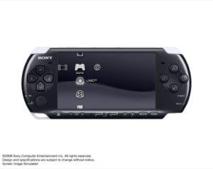PlayStation Portable 3000