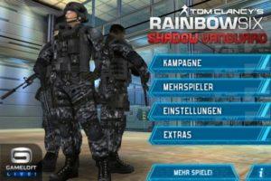 Tom Clancy's Rainbow 6: Shadow Vanguard