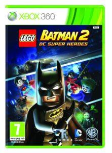 LEGO Batman 2: DC Super Heroes - Cover Xbox 360
