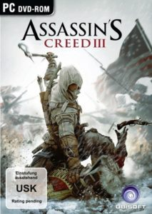 Assassin's Creed 3 - Cover PC
