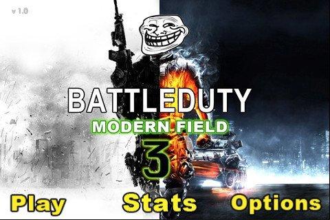 Battle Duty: Modern Field 3