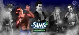 Die Sims 3: Supernatural - Abbildung