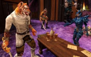 Dungeons and Dragons Online - Screenshot