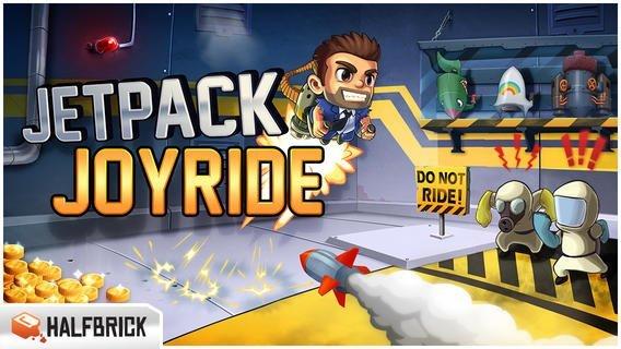 iPhone- und iPad-Spiele von Halfbrick derzeit gratis