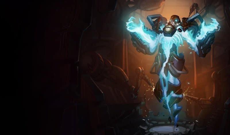 League of Legends - Battlecast Xerath