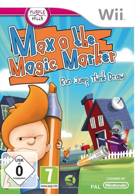Angespielt: Max and the Magic Marker auf der GamesCom